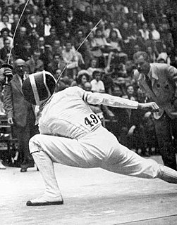 Fencing at the 1948 Summer Olympics – Mens foil Olympic fencing tournament