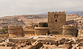Christian fortress in Alcazaba, Almeria, Spain.jpg
