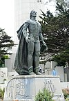 Christopher Columbus by Vittorio Di Colbertaldo - Telegraph Hill, San Francisco, CA - DSC04711.jpg