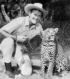 Cowboy in Africa - Chuck Connors as Jim Sinclair, 1967