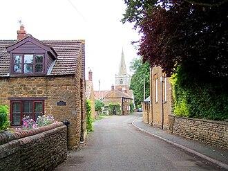 Wymondham, Leicestershire - Church Lane
