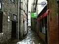 Church Lane leading to the High Street - geograph.org.uk - 1658512.jpg