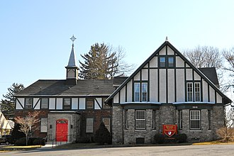 Blue Ridge Summit, Pennsylvania - Episcopal Church of the Transfiguration