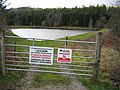 Cilcain No 2 Reservoir - geograph.org.uk - 310285.jpg