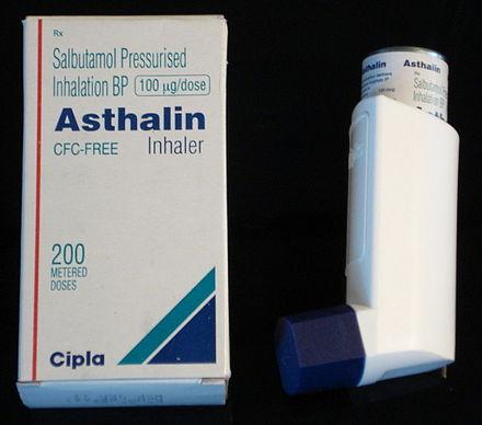 steroid inhaler list