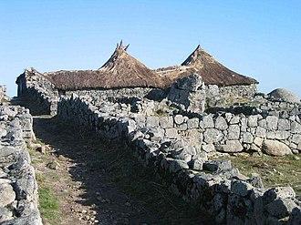 Paços de Ferreira - The Citânia de Sanfins hillfort