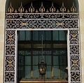 Citizen's and Manufacturer's Bank entrance on Leavenworth Street - detail - Downtown Waterbury Historical District.jpg
