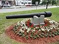 Civil War Cannon (Billerica, Massachusetts) - DSC00037.jpg