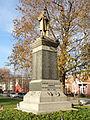 Civil War Memorial - Uxbridge, Massachusetts - DSC02822.JPG
