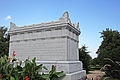 Civil War Unknowns Memorial - looking NE - Arlington National Cemetery - 2011.JPG
