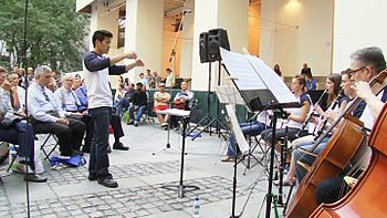 English: Classical music celebration Sept Concert