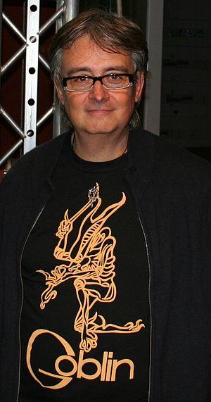 Claudio Simonetti - Image: Claudio Simonetti a San Nicandro Garganico