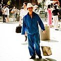 Cleaner in the Lama Temple Yong He Gong (10069168123).jpg
