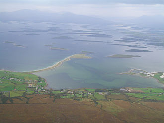 Clew Bay - Image: Clew Bay October 2007