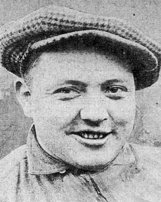 Cliff Durant - Durant in 1918