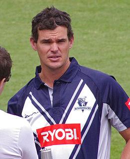 Clint McKay Australian cricketer
