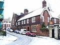 Cloister House, Rochester - geograph.org.uk - 1623971.jpg