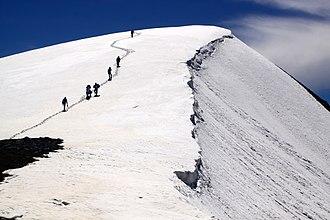 Kukës County - Image: Close to Koritnik peak 2395 m