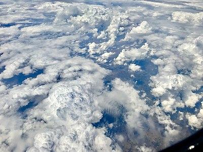 Cloudscape from 6E-2726 Visakhapatnam to Delhi 5.jpg