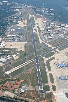 Aeropuerto Internacional De Charlotte Douglas Wikipedia