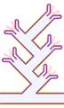 Cnidaria polyp tree colony 01.png