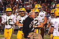 Coach Chuck Kyle and the St. Ignatius Wildcats (9694034479).jpg