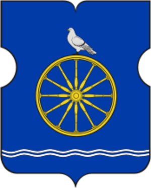 Alexeyevsky District, Moscow - Image: Coat of Arms of Alekseevskoe (municipality in Moscow)