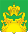 Coat of arms of Alekseye-Tenguinskaya.png