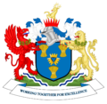 Coat of arms of Cheshire East Borough Council.png