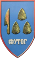 Coat of arms of Futog 2.png