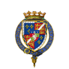 Coat of arms of Sir Henry Fitzroy, KG.png