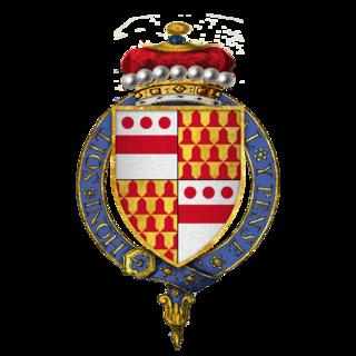 Walter Devereux, 1st Viscount Hereford