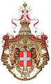 Coat of arms of the King of Italy (1890).jpg