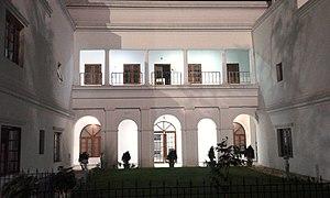 Cochin House - Image: Cochin house Back side