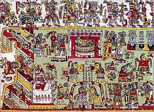 Codex Zouche-Nuttall - Image: Codex Zouche Nuttall, page 20