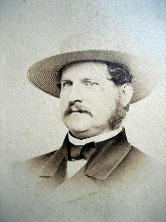 Peter A. Porter (colonel) - Image: Col. Peter A. Porter