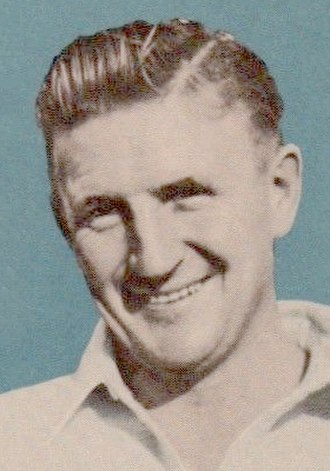 Colin McCool - McCool on a 1948 card