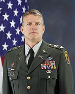 Colonel Thad W. Hill, Commanded 3-124 IN, Iraq 2003-2004
