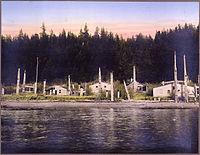 Color photo, Old Kasaan, Alaska. - NARA - 297710.jpg