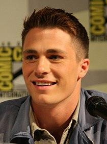 Colton Haynes Comic-Con 2012.jpg