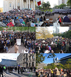 Occupy Movement, 15 ottobre 2011