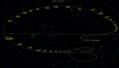 Comet 96P-Machholz 1 perihelion 2007 skymap.png