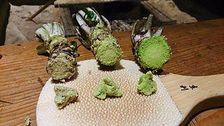 Hikimi wasabi
