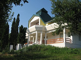 Bârnova - Ion Inculeț mansion