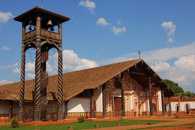 Missions jésuites de Bolivie