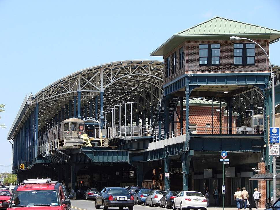 Coney Island-Stillwell Avenue Terminus