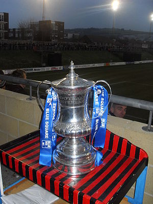 National League South - Conference South trophy