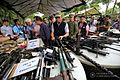 Confiscated Weapons Marawi crisis June 2017.jpg