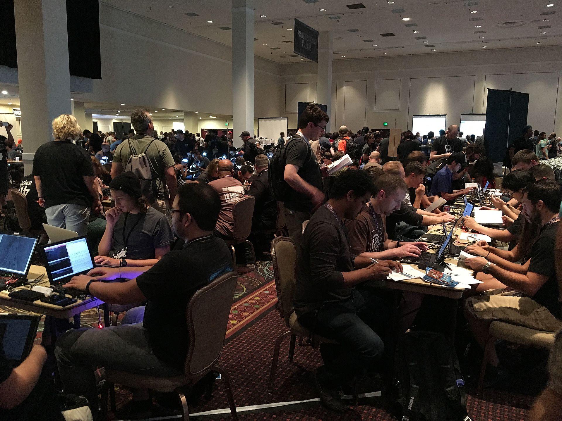 DEF CON Hacking Conference  DEF CON 18 Archive