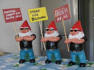 Garden gnome - Coolmen garden gnomes